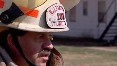 Perry Chief Talks About Church Fire