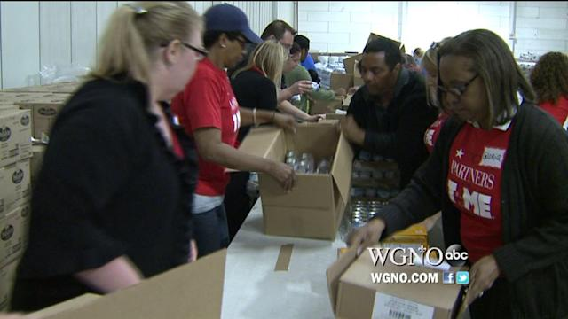 Businesses Help Prepare for Potential Hurricanes