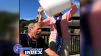 Instant Index: George W. Bush's Funny Presidential ALS Ice Bucket Challenge