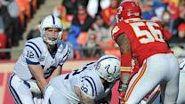2014 NFL Playoffs - Chiefs vs Colts - Head-to-Head