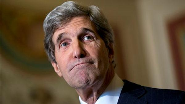 John Kerry in, Hillary Clinton out as secretary of state