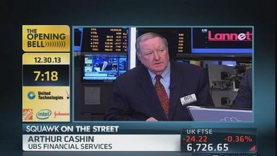 Cashin: Heck of a run, it's time for a rest