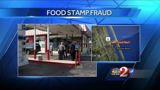 Store owners arrested on food stamp fraud charges