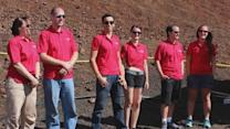 Would-be Mars astronauts begin year of isolation