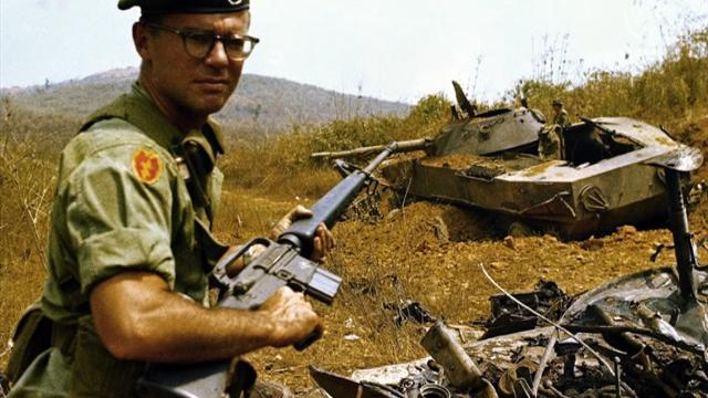 50th anniversary of the Green Beret
