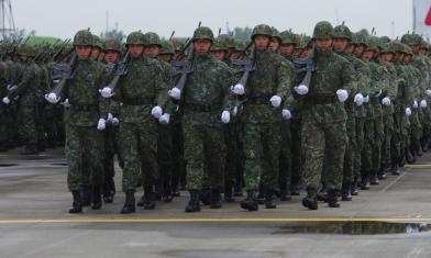 9萬軍訓役難消化「快撐死」