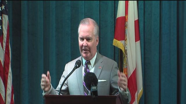 Mayor Bob Buckhorn details his success and hopes for Tampa in annual State of the City address