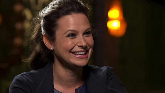 The Sidebar: Katie Lowes