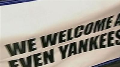 Canucks, Yankees Fans Welcome Here