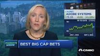 Best big cap bets