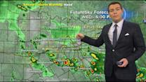 Larry Mowry's Weather Update
