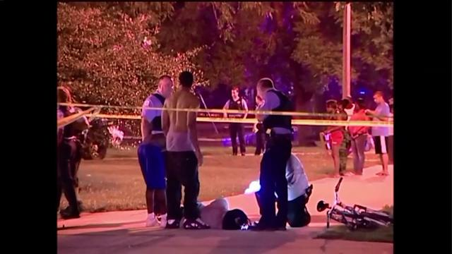4 Arrested in Mass South Side Shooting That Injured 13