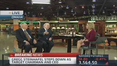 Retail sector is a moving target: Buffett