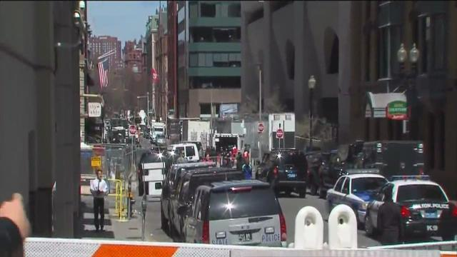 Heightened security in Boston, ABC Action News' Chris Trenkmann reports
