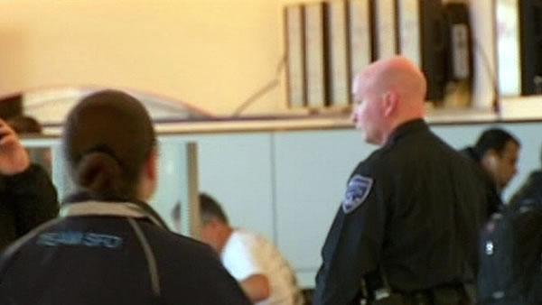 Heightened security could delay weekend travel