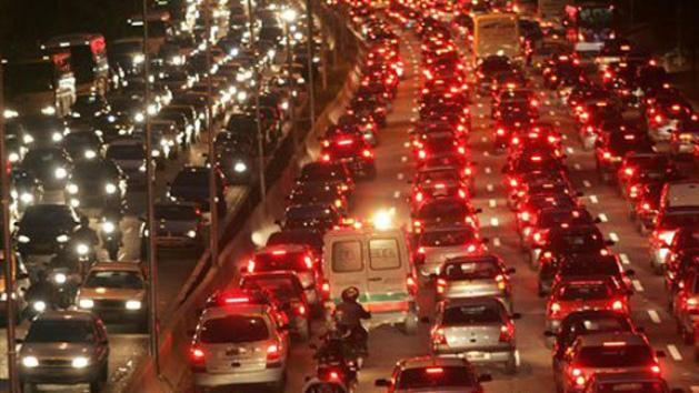 Brazil's 183-Mile Nightmare Traffic Jam