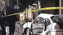 Car Crashes Into Calif. Building, Killing Two