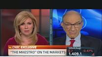 Greenspan's 'Sure Sign' of Market Uncertainty