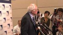 Sanders Swipes at Clinton on TPP Flip Flop