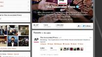 Hackers compromise AP Twitter account