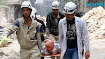 At Least 23 Killed in Airstrikes Across Syria, Activists Say
