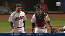 Kluber goes the distance