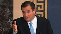 Cruz to Talk Until He Drops