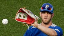 Harper and Trout lead All-Star rookies