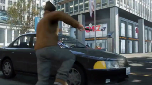 Watch Dogs 'Out of Control' World Premere Gameplay Trailer