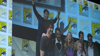 Tom Cruise Makes An Appearance At Comic Con