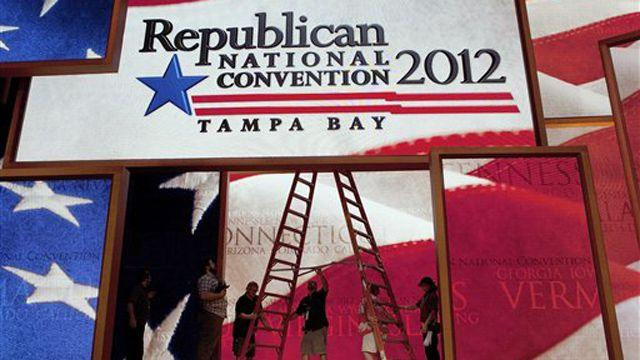 Tampa bracing for Isaac as RNC comes to town