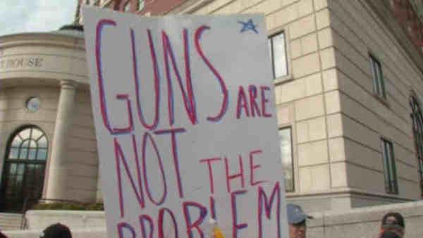 Gun owners hold rallies across country, protest gun control plan