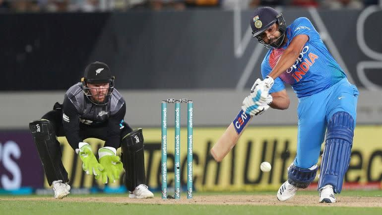 Rohit Sharma has most number of fifiy plus scores in T20I