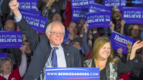 Bernie Sanders has a cool new Secret Service name