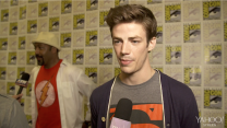 'The Flash' Cast Hits the Comic-Con Carpet