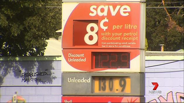 Crackdown on petrol prices