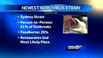 Restaurant works to avoid spreading germs