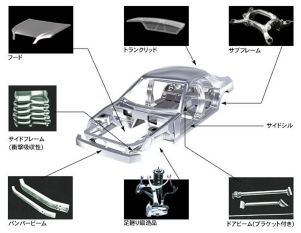 「神戶製鋼所」在櫪木、三重、山口 3 縣的工廠,以及位於神奈川專門生產鋁的子公司,均有竄改未達標的鋼材、銅材、鋁材等金屬數據的資料。(圖片來源:神戶製鋼所)