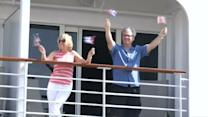 First US cruise ship in 50 years arrives in Havana