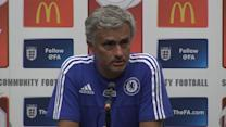 "Community Shield - Mourinho : ""On ne me rate que si on veut me rater"""