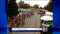 Tour De Cure Will Host 2,300 Riders, Raise More Than $1 Million