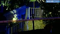 Man dies after stabbing outside home