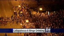 Doctors Raise Concerns Over Link Between Lollapalooza, Teen Binge Drinking