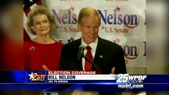 Bill Nelson defeats Connie Mack
