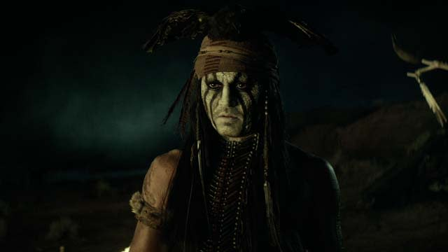 The Lone Ranger Trailer 6