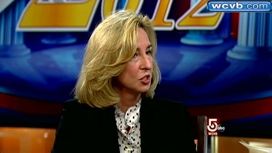 On The Record: Kerry Healey Segment 2