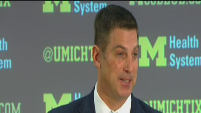 Nussmeier says Michigan 11 points from an 11-1 team