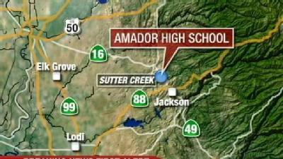 High School Student Stabbed