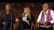 Stevie Nicks, Lindsey Buckingham And Mick Fleetwood Talk Fleetwood Mac's Sold-Out 2013 Tour