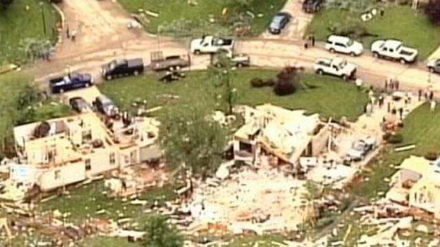Oklahoma Deals With Flooding After Tornadoes